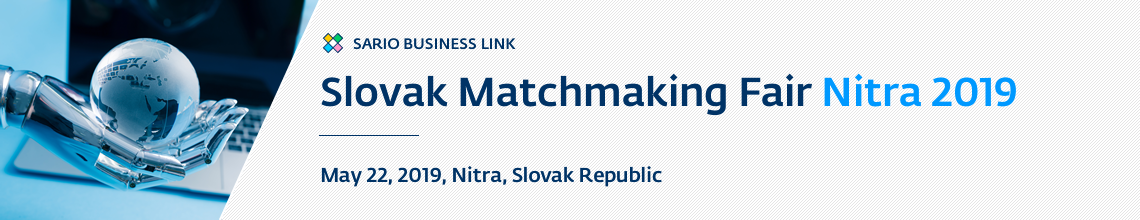 Slovak Matchmaking Fair Nitra 2019
